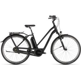 Cube Town Hybrid EXC 400 - Vélo de ville électrique - Trapez noir